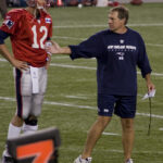 Brady and Belichick have won three NFL MVPs and three NFL coach of the year awards respectively.
